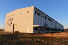 Saturn V em Rocket Park Fotografia de Stock