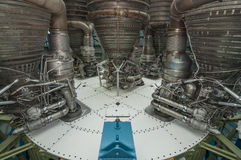 Saturn V Engine Stock Image