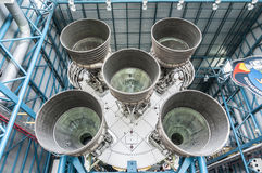 Saturn V Engine Royalty Free Stock Images