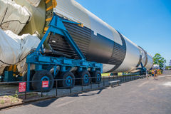 Saturn V raket Stock Foto