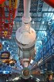 Saturn V Rocket, Cape Canaveral, Florida Stock Photography