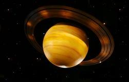 Saturne Photos stock