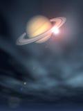 Saturne illustration de vecteur