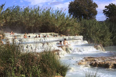Saturnia Royalty Free Stock Images