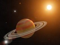 Saturno Foto de archivo