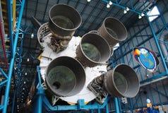 Saturnus V Royalty-vrije Stock Afbeeldingen