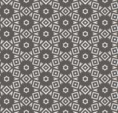 Satz bunter geometrischer Musterhintergrund Lizenzfreies Stockfoto