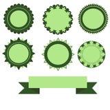 Satz des Schmutzstempels für Ihr Design Lizenzfreies Stockbild