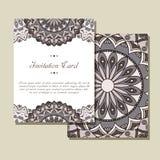 Satz Hochzeitseinladungen Hochzeitskartenschablone mit einzelnem Konzept Entwerfen Sie für Einladung, danke zu kardieren, zu spei lizenzfreie abbildung