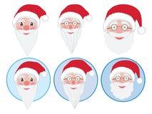 Satz von Santa Claus stellt gegenüber vektor abbildung