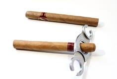 Satz Zigarren Lizenzfreie Stockfotos