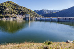 Sau Reservoir detail in Barcelona Spain Stock Photography