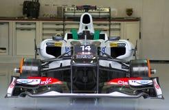 Sauber F1 Immagini Stock