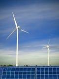 Saubere Energie Lizenzfreies Stockbild