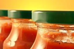 Sauce à pâtes traditionnelle. Photos libres de droits