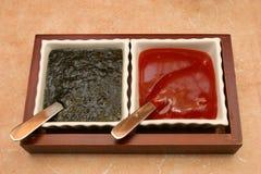 Sauce Image stock