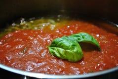 Sauce bolonaise Images stock