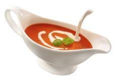 Sauce bowl Stock Photo