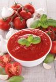Sauce/gazpacho Stock Photo