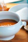 Sauce mexicaine à caramel de Cajeta Images libres de droits