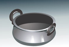 Sauce pan Royalty Free Stock Photos