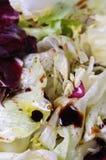 Sauce salade italienne photos libres de droits