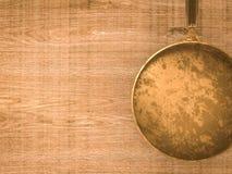 Saucepan vazio Imagem de Stock Royalty Free