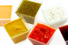 Sauces Image stock