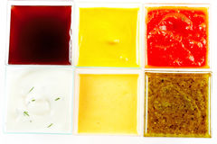 Sauces Images stock