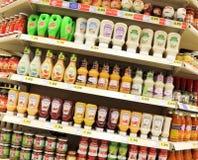 Sauces Photos stock