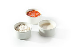 Sauces Royalty Free Stock Photos