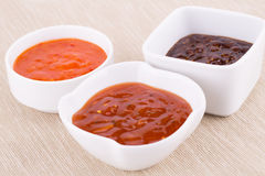 Sauces Stock Images