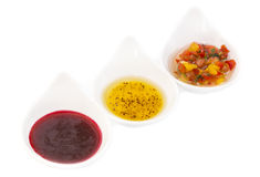 Sauces Stock Image