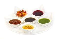 Sauces Stock Photos