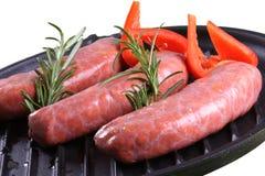 Saucisse Photo stock