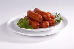 Saucisse Images stock