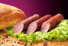 Saucisse Image stock