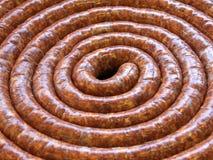 Saucisse Photo libre de droits