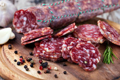 Saucisse Photos stock