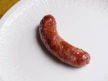 Saucisse créole rôtie photos libres de droits