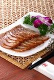 saucisse délicieuse froide chinoise de nourriture de paraboloïde Photographie stock libre de droits