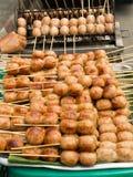Saucisse thaïe Photographie stock