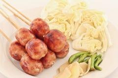 Saucisse thaïlandaise Photo stock