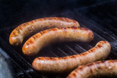 Saucisses, Image stock