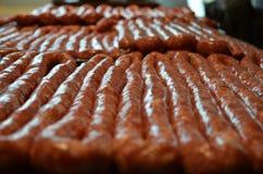 Saucisses Image stock