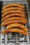 Saucisses images stock