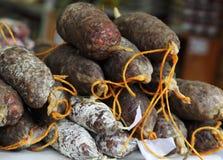 Saucisses françaises Image libre de droits