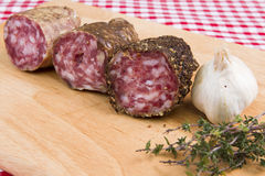 Saucisson Photo stock