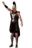 Saudação romana Fotos de Stock Royalty Free