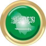Saudi-Arabië royalty-vrije illustratie